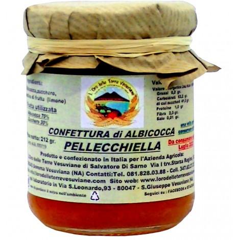 """CONFETTURA DI ALBICOCCA """"PELLECCHIELLA"""""""